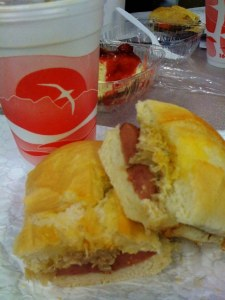 Sausage Sandwich Deli Fresh WV