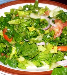 Alladin Salad