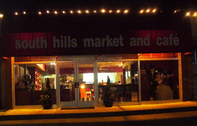 swinger hill restaurant
