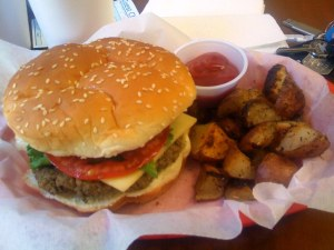 Big Ed Burger with Roasted Reds - $4.99