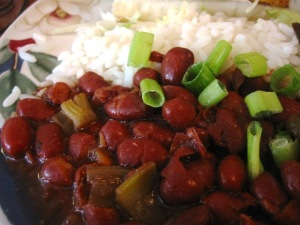 Side of Ride Beans and Rice - $2.00