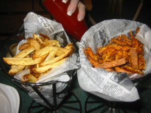 Dueling Fries