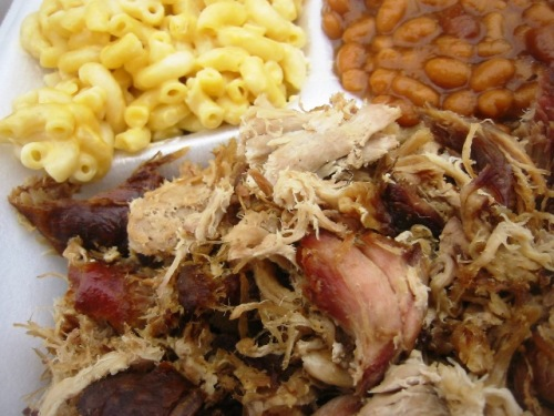 Pulled Pork Combo - $7.49