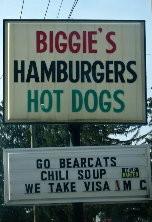 biggies-sign