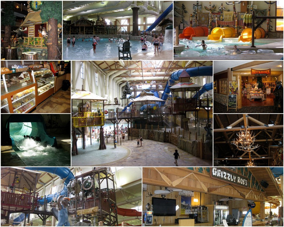 Howling at the Moon – The Great Wolf Lodge, Mason, OH | Fork You…