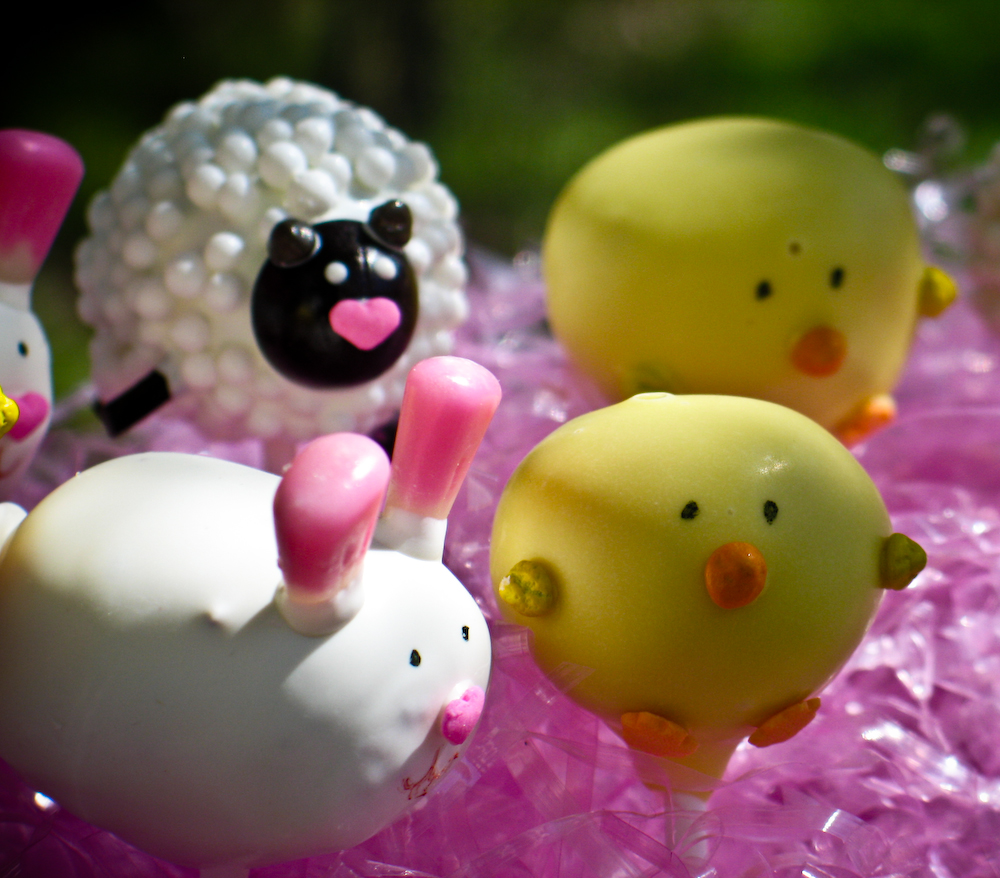 Easter cake pops pictures.