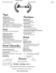bruno-menu