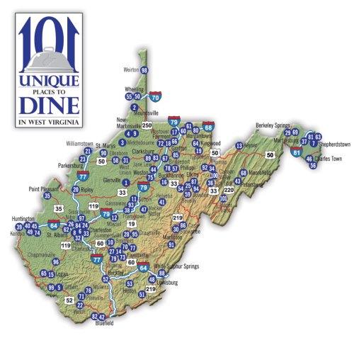 101 places