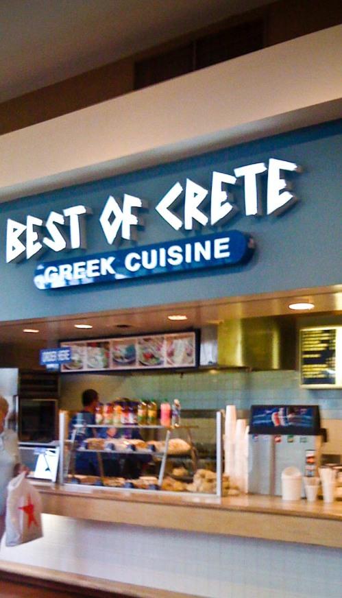 best of crete outside