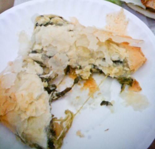 best of crete spanikopita