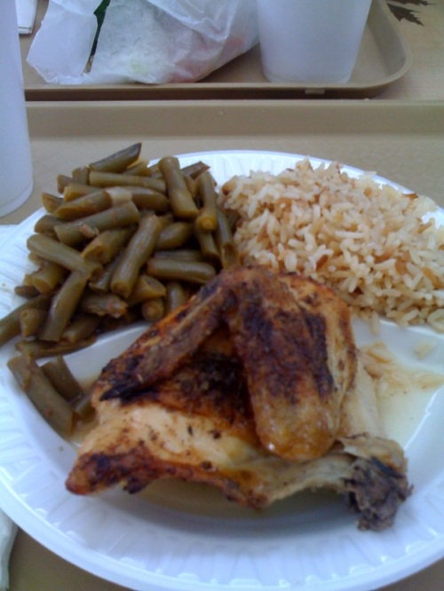 crete chick dinner
