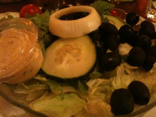 bella via salad