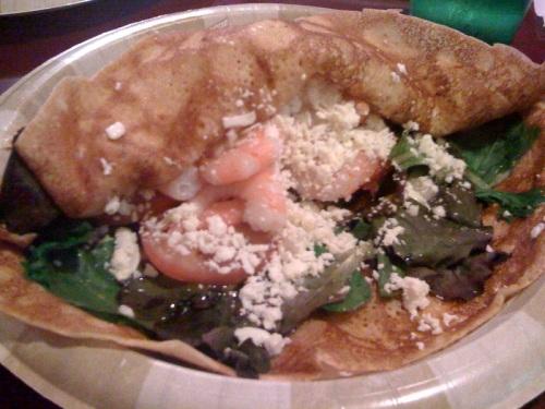 crepari shrimp