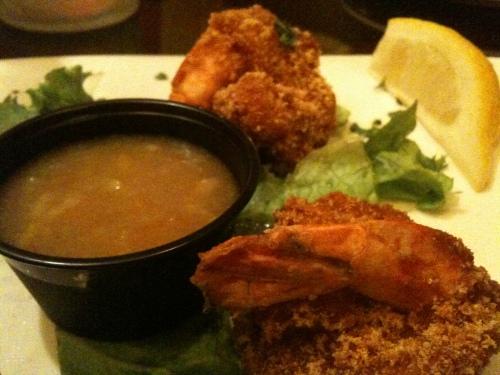 alpha caph crunch shrimp