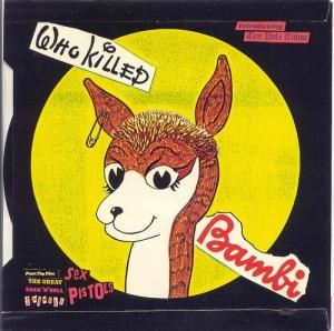 sexpistolswhokilled bambi