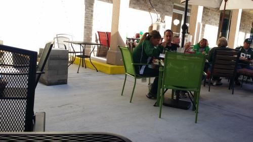MPC patio